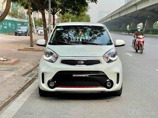 Bán Kia Morning Si 1.2AT sản xuất 2016, màu trắng, 330 triệu, biển Sài Gòn