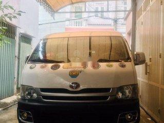 Cần bán gấp Toyota Hiace đời 2007, số sàn