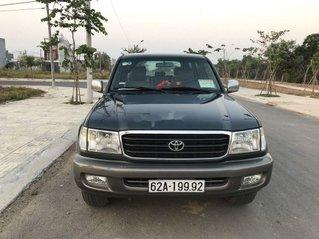 Bán Toyota Land Cruiser sản xuất 2001 còn mới