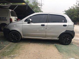 Cần bán lại xe Daewoo Matiz 2011, màu bạc, nhập khẩu, giá 99tr