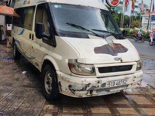 Cần bán gấp Ford Transit đời 2004, màu trắng, xe nhập
