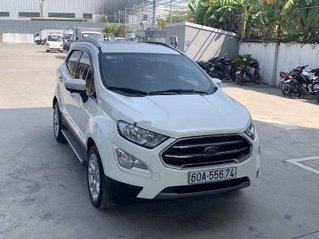 Bán Ford EcoSport sản xuất 2018, màu trắng, 589tr