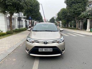 Cần bán xe Toyota Vios sản xuất năm 2017