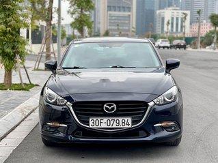 Bán Mazda 3 đời 2017, màu xanh lam, giá 590tr