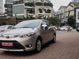 Bán Toyota Vios năm sản xuất 2017, giá thấp