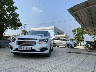 Xe Chevrolet Cruze sản xuất năm 2016, màu trắng, xe nhập