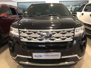 Cần bán Ford Explorer đời 2018, màu đen, nhập khẩu