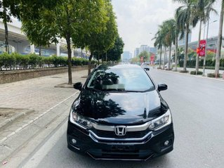 Cần bán lại xe Honda City năm sản xuất 2018, màu đen