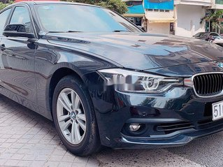 Bán xe BMW 3 Series 320i đời 2017, màu đen, nhập khẩu