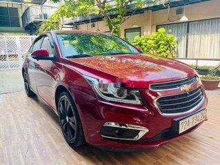 Bán xe Chevrolet Cruze 2017, màu đỏ, nhập khẩu chính chủ, giá chỉ 419 triệu