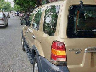 Xe Ford Escape sản xuất năm 2002, màu vàng, nhập khẩu
