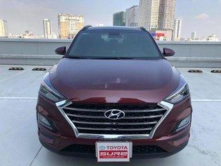 Bán Hyundai Tucson đời 2020, màu đỏ, mới sử dụng