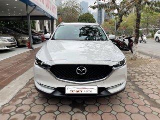 Cần bán gấp Mazda CX 5 năm sản xuất 2018, màu trắng
