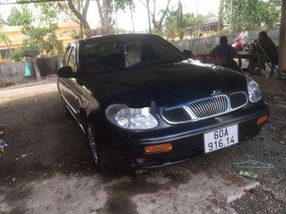 Cần bán lại xe Daewoo Leganza sản xuất 1997, màu đen