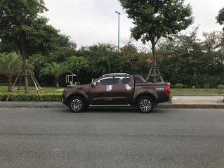 Bán ô tô Nissan Navara 2015, màu nâu, nhập khẩu