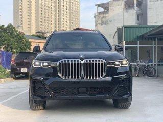Bán BMW X7 xDrive 40i M-sport sản xuất 2021, màu đen