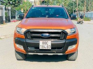Bán Ford Ranger Wildtrak năm sản xuất 2016, nhập khẩu, giá chỉ 685 triệu