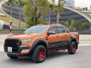 Bán gấp bán tải Ford Ranger Wildtrak đời 2017, xe mới lăn bánh 50.000km còn mới tinh - Có hỗ trợ vay bank lãi suất thấp