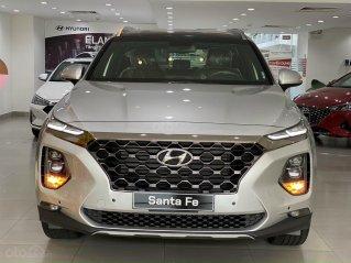 [HCM] Hyundai Santafe 2020, chỉ còn 2 ngày ưu đãi khủng + Giảm tiền mặt đến 73 triệu đồng, xe đủ màu giao ngay