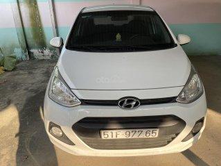Cần bán Hyundai Grand i10 sản xuất năm 2016, nhập khẩu Ấn Độ