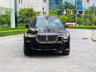 Cần bán lại xe BMW X7 năm sản xuất 2020, màu đen, nhập khẩu nguyên chiếc