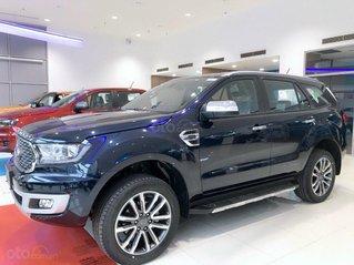 Ford Everest new 2021, KM khủng - hỗ trợ bank đến 80%, giảm từ 60-90tr tặng kèm phụ kiện, sẵn xe giao ngay