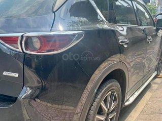 Bán Mazda CX 5 năm sản xuất 2018, màu đen