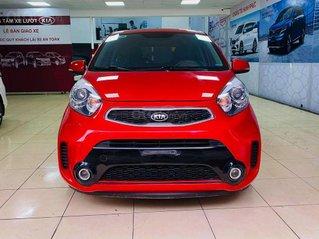 Cần bán Kia Morning 1.25AT đời 2015, màu đỏ xe gia đình