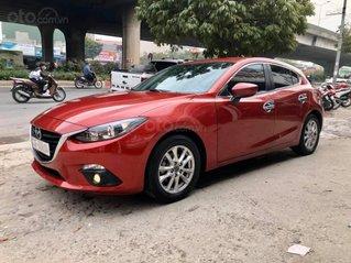 Xe Mazda 3 sx 2016, màu đỏ