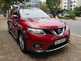 Cần bán lại xe Nissan X trail sản xuất 2017, màu đỏ còn mới, giá tốt