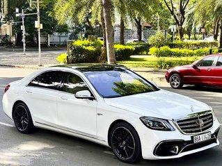 Bán Mercedes S class sản xuất 2019, màu trắng còn mới
