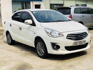 Bán Mitsubishi Attrage sản xuất năm 2017, màu trắng, xe nhập còn mới
