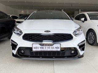 Bán xe Kia Cerato màu trắng, mới đi 7000km, xe đẹp như mới, trả góp chỉ 225 triệu