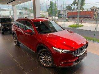 [ Mazda Gò Vấp- HCM ] New Mazda CX8 - Trả trước chỉ 270tr - Tặng gói nâng cấp trị giá 50tr - Hỗ trợ trả góp đến 80%