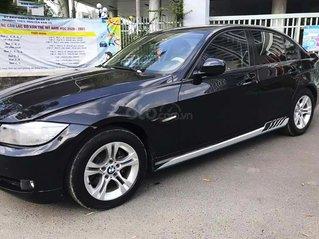 Bán xe BMW 3 Series 320i năm 2011, màu đen, nhập khẩu, 415tr