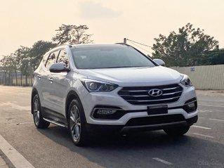 Bán xe Hyundai Santa Fe 2.2R AT 4WD sản xuất 2018