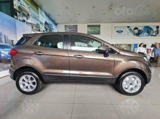 Ford Ecosport 2021, nhận xe 112tr, đủ màu