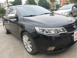 Bán Kia Forte sản xuất 2013, màu đen, nhập khẩu, giá tốt