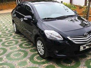 Bán Toyota Vios năm 2010, màu đen giá cạnh tranh