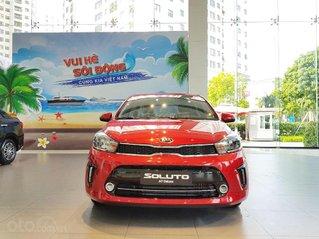 Xe Kia Soluto đầy đủ các phiên bản tại Kia Bình Định