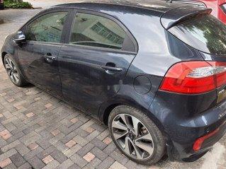 Cần bán lại xe Kia Rio đời 2014, xe nhập, màu xanh đen