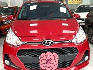 Bán Hyundai Grand i10 đời 2019, màu đỏ còn mới, giá 303tr
