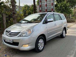 Bán Toyota Innova năm sản xuất 2009, màu bạc