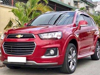 Bán xe Chevrolet Captiva sản xuất 2017, giá mềm