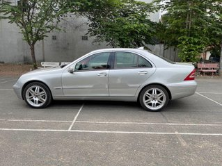 Bán ô tô Mercedes C200 năm sản xuất 2002, xe nhập
