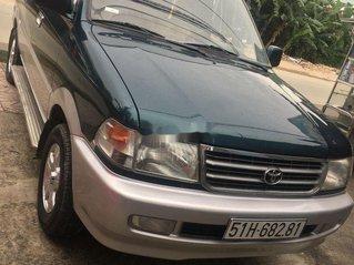 Cần bán lại xe Toyota Zace sản xuất năm 2001, nhập khẩu nguyên chiếc còn mới, giá 198tr