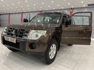 Bán Mitsubishi Pajero năm sản xuất 2007, màu nâu, nhập khẩu còn mới
