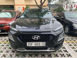 Bán ô tô Hyundai Kona 2019, màu đen