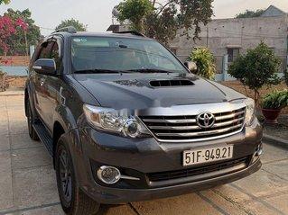 Cần bán xe Toyota Fortuner MT 2.5G năm 2016, giá chỉ 720 triệu