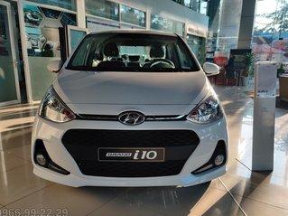 Hyundai Grand i10 1.2 MT 2021, xe gia đình, giá giảm sâu, tháng ngâu nhiều quà tặng